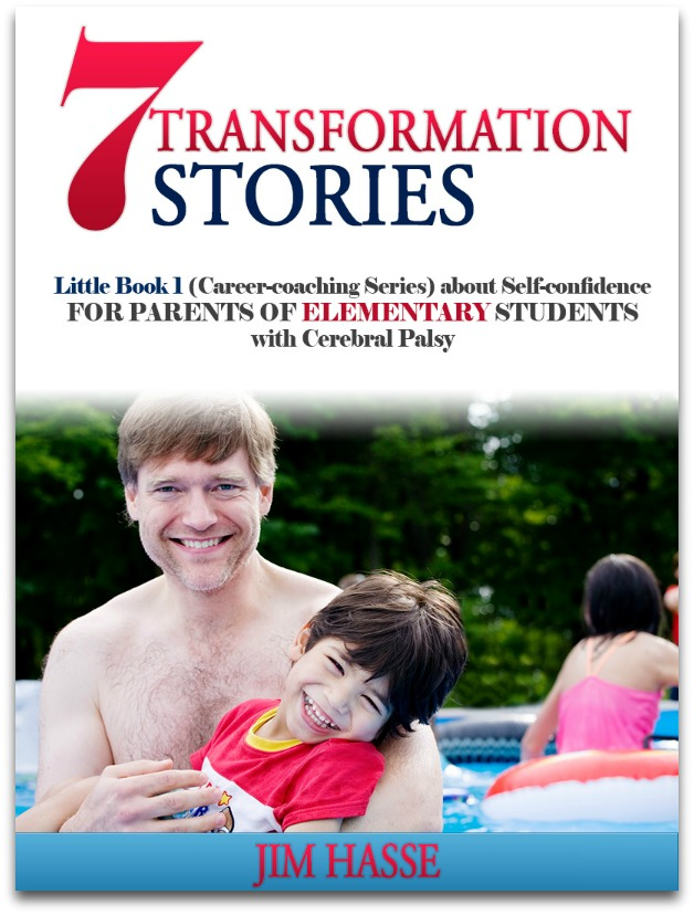 7 Transformation Stories: Little Book 1 Cover