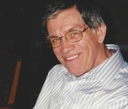 Photo of Jim Hasse, author