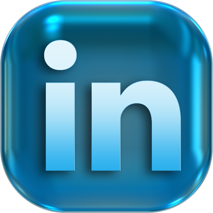 LinkedIn Icon for Searching Online Jobs