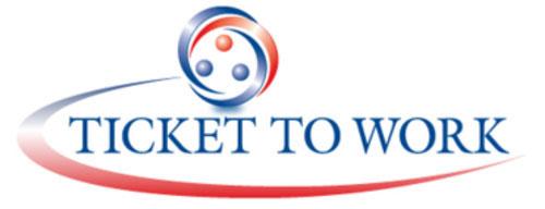 Ticket to Work logo